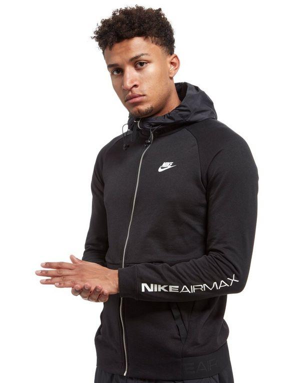 446e2742463f Nike Air Max FT Full Zip Hoodie