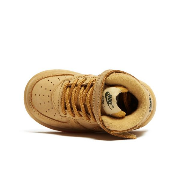 online store bfae0 b0c03 Nike Air Force 1 Mid LV8 Baby/Toddler Shoe   JD Sports