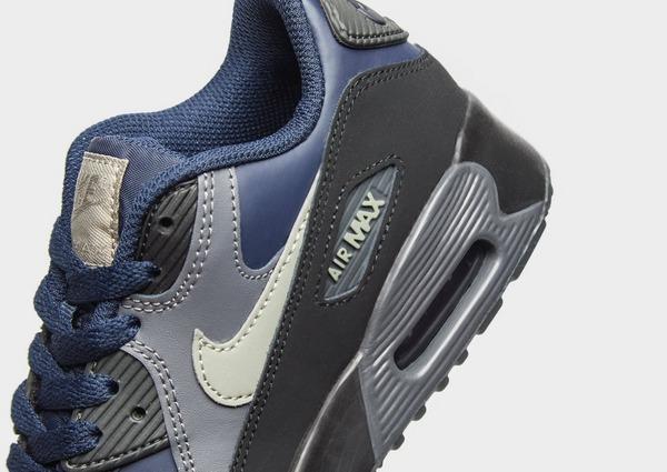 Buy Black Nike Air Max 90 Children | JD Sports