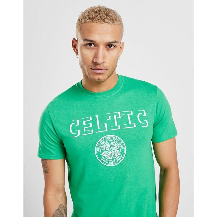 Official Team Celtic Badge Shirt