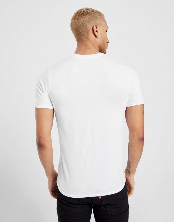 Official Team Liverpool FC Liverbird T-Shirt Herre