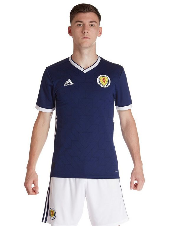 276bc0e59c2 adidas Scotland 2018 19 Home Shirt