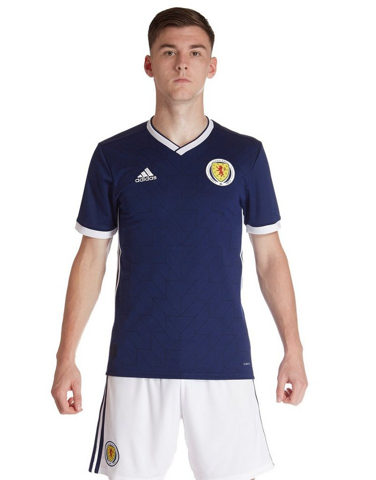 adidas Scotland 2018/19 Home Shirt
