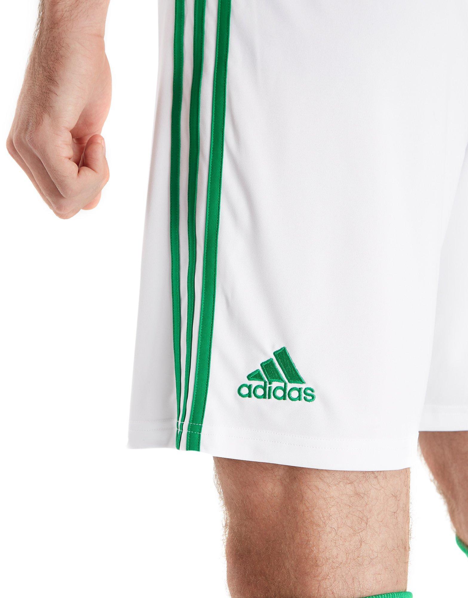 adidas Northern Ireland 2018/19 Home Shorts
