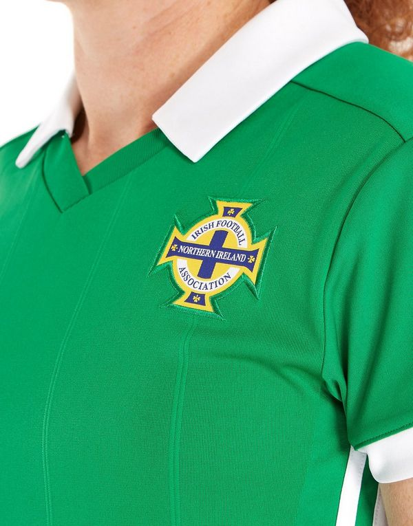 001bea61c adidas Northern Ireland 2018 19 Home Shirt Women s