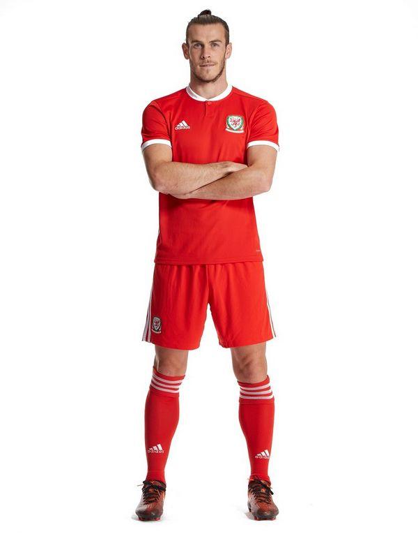 adidas Wales 2018/19 Home Shirt