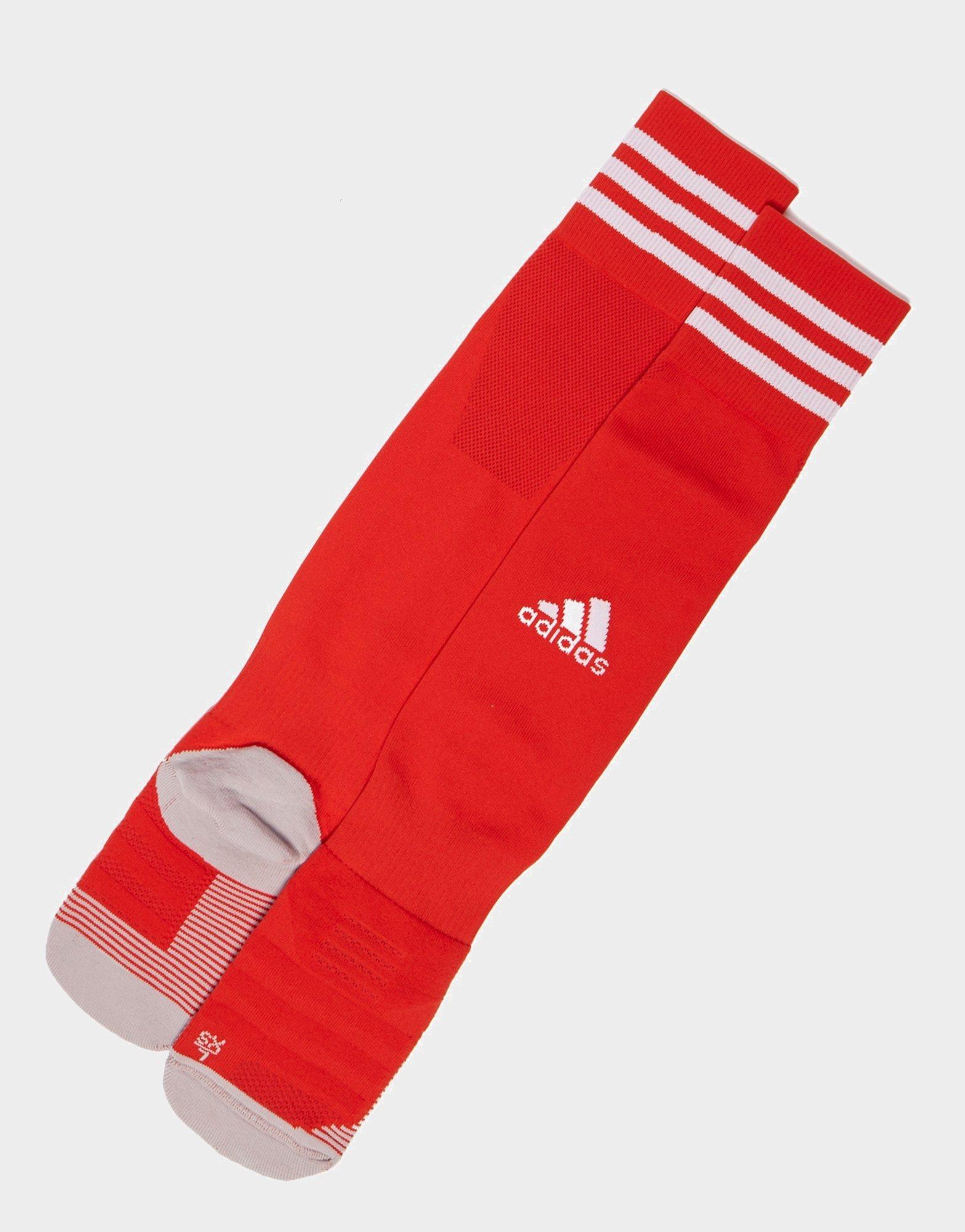 adidas Wales 2018/19 Home Socks Junior