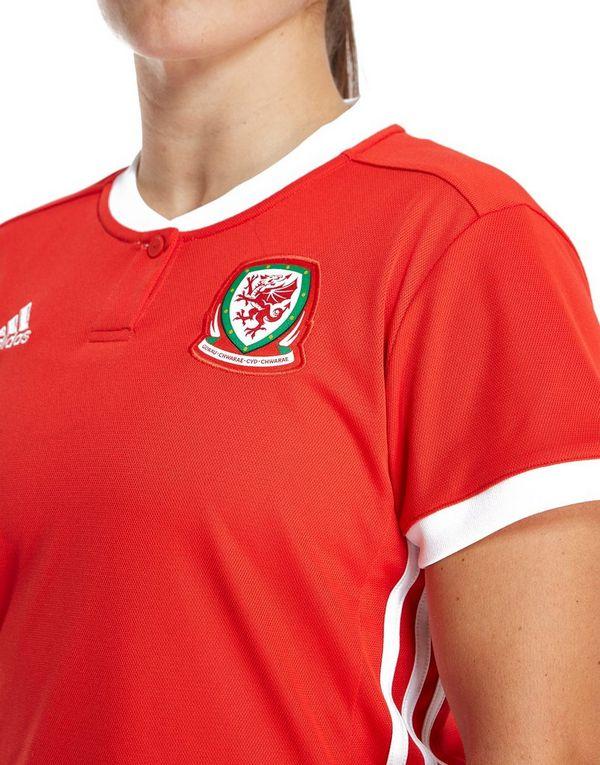 76b1264bc adidas Wales 2018/19 Home Shirt Women's | JD Sports