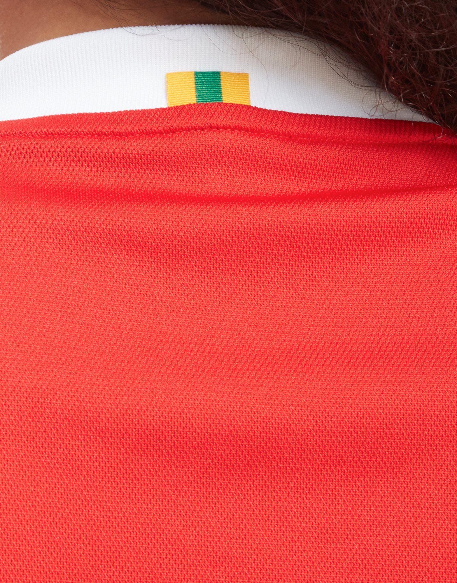 adidas Wales 2018/19 Home Shirt Women's