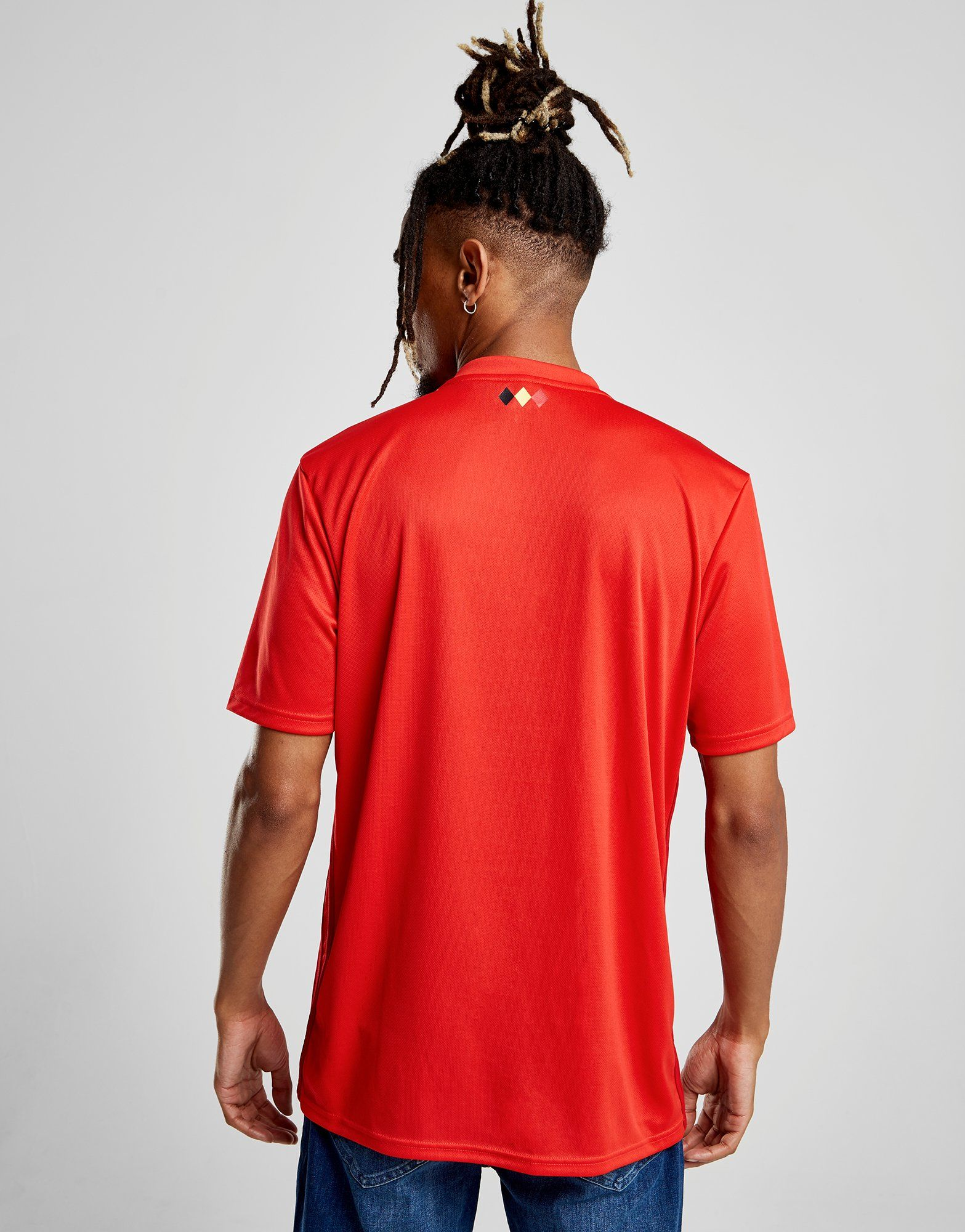 adidas Belgium 2018 Home Shirt