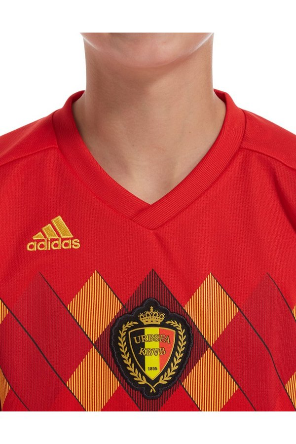 def9ecf00 adidas Belgium 2018 Home Shirt Junior | JD Sports