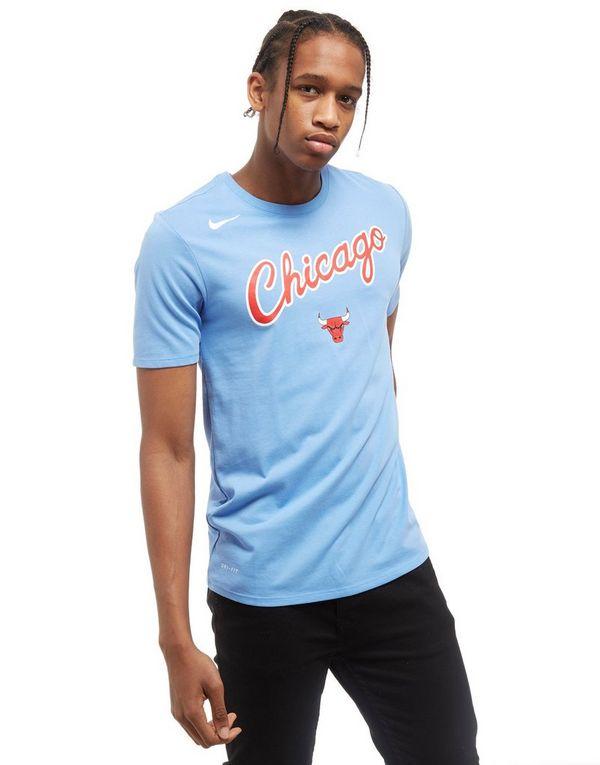 818efd30 Nike NBA Chicago Bulls City T-Shirt   JD Sports