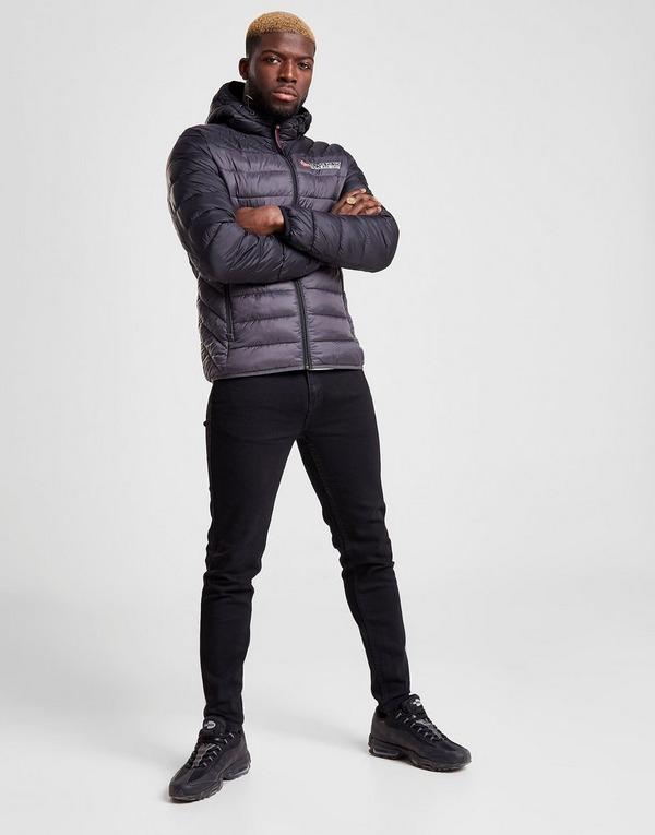 Napapijri chaqueta Aerons Colour Block