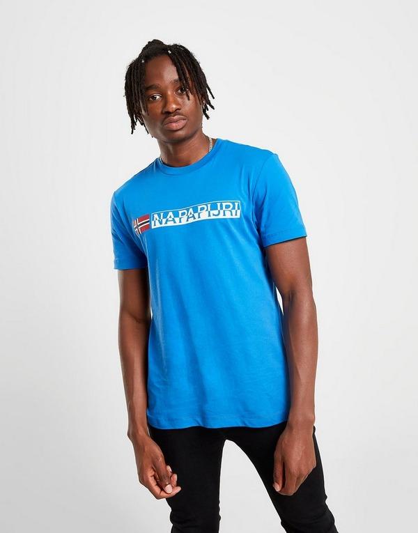 Napapijri camiseta Chest Logo