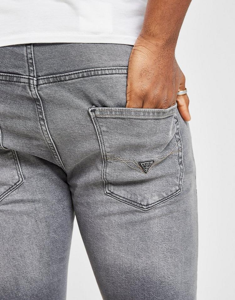 GUESS Chris Slim Leg Jeans