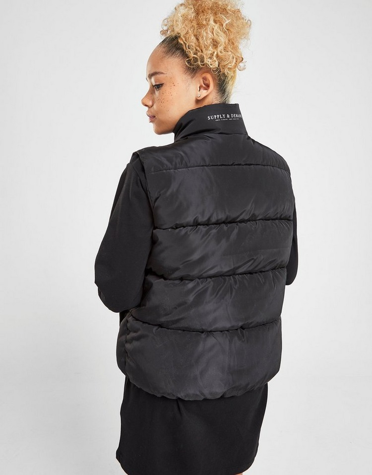Supply & Demand Puffer Gilet
