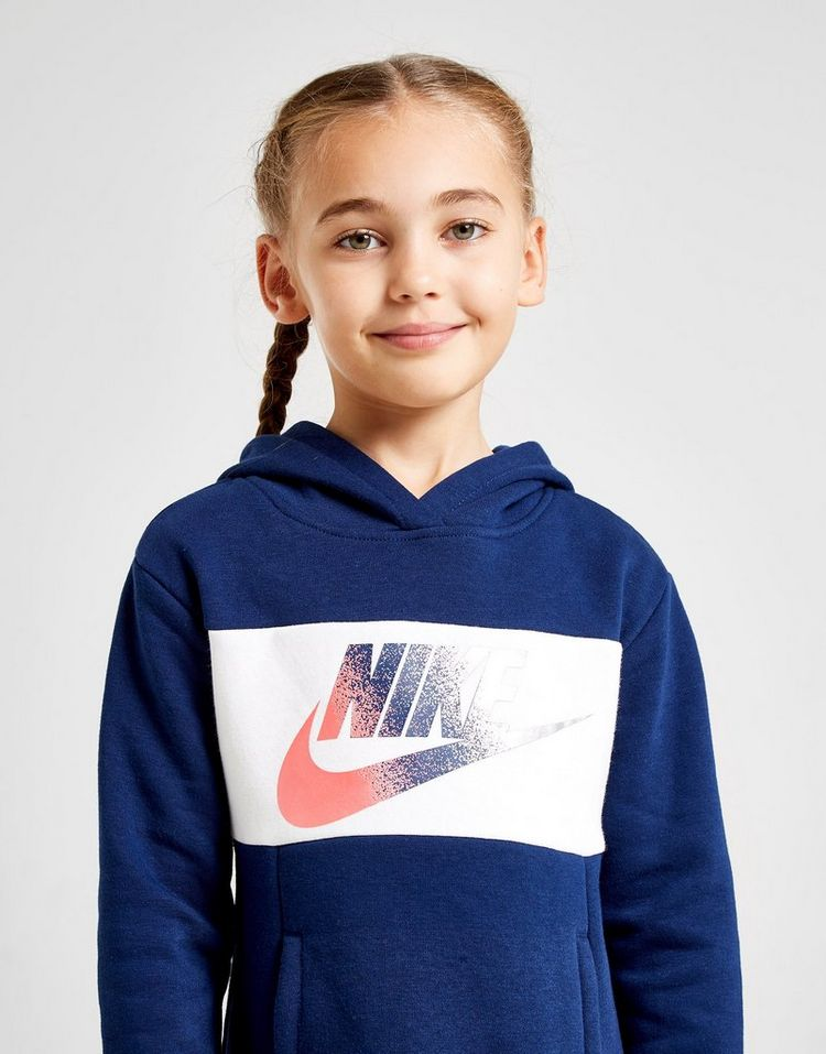 Nike Girls' Shine Overhead Hoodie/Leggings Set Children
