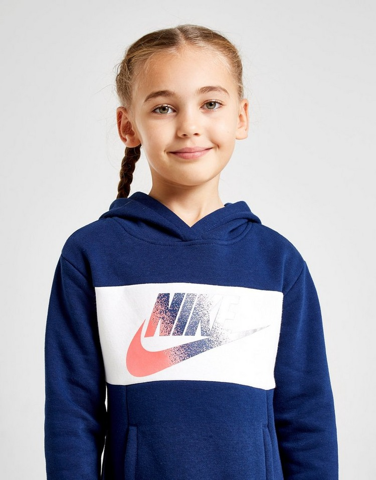 Nike conjunto Girls' Shine sudadera /Leggings infantil