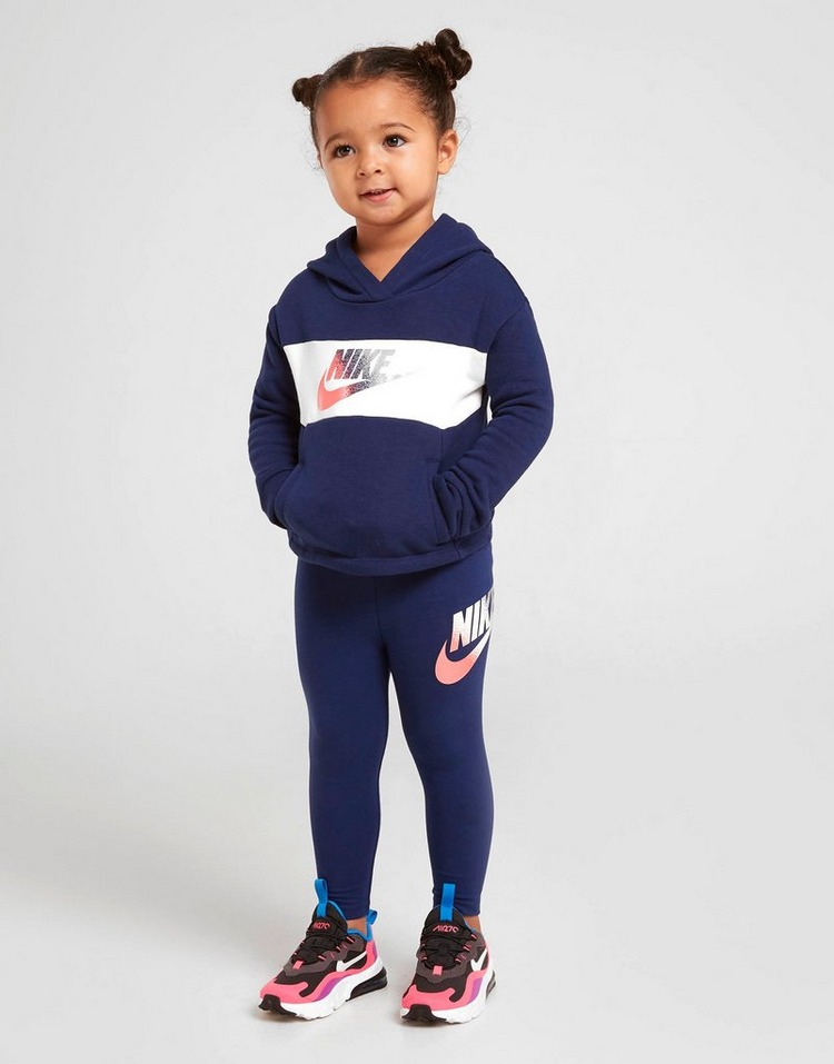Nike Girls' Shine Overhead Tracksuit Infant