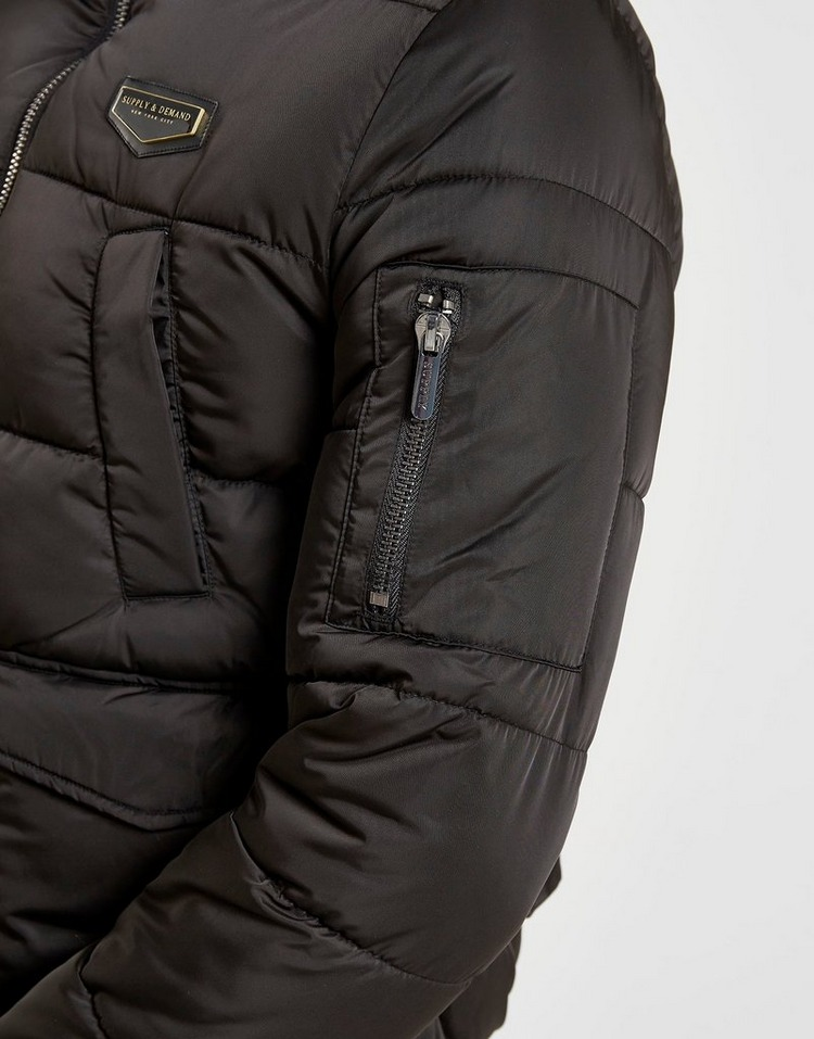 Supply & Demand Escape Bubble Parka Jacket