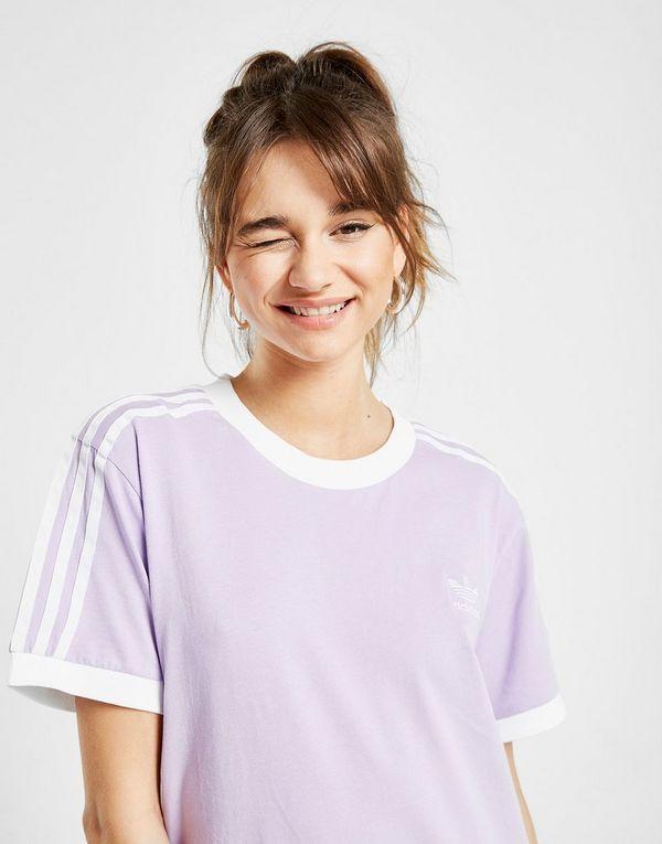 adidas Originals Essentials T shirt Lilas