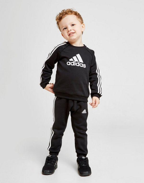 adidas Badge Of Sport Crew Suit Infant
