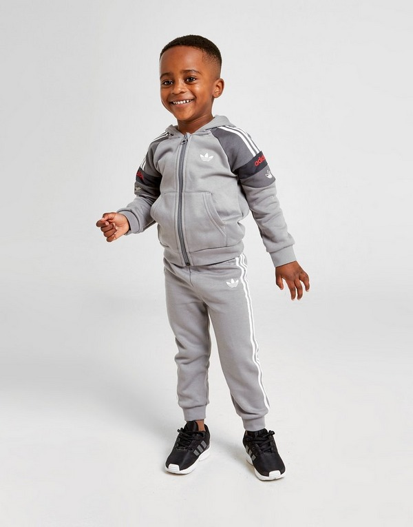 adidas Originals Spirit Full Zip Tracksuit Infant