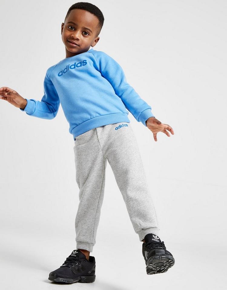 adidas Linear Crew Trainingsanzug Babys