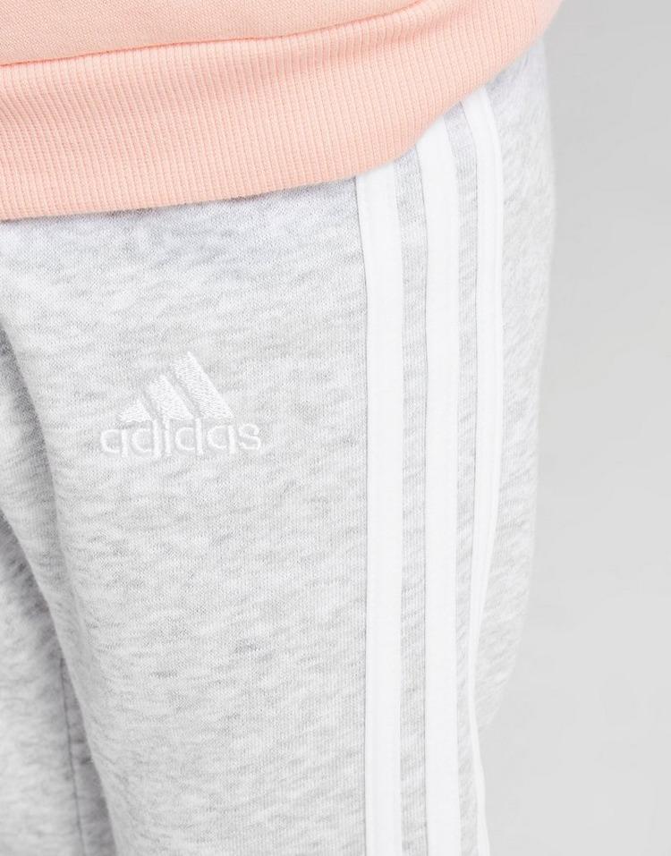 adidas conjunto Girls' Badge Of Sport Logo para bebé