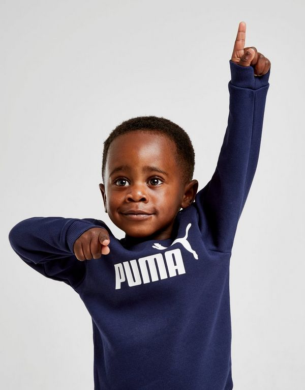 3ced1218b8 PUMA Logo Crew Suit Infant