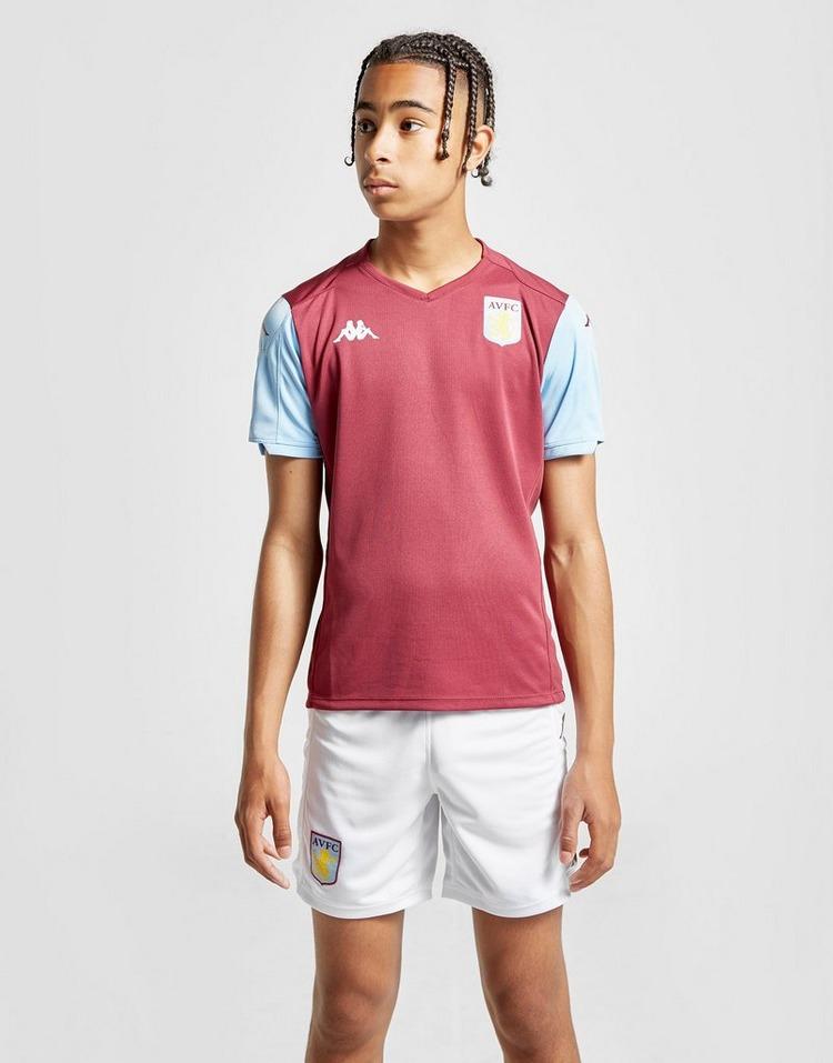 Kappa Aston Villa FC 2019/20 Home Shirt Junior