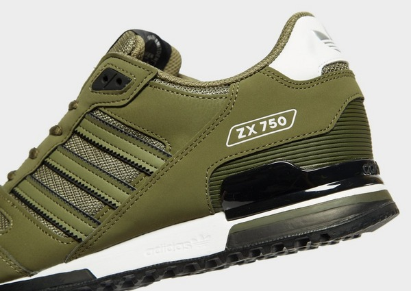 Shop den adidas Originals ZX 750 Herren in Grün | JD Sports