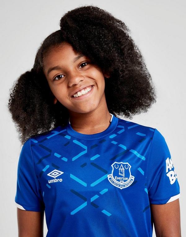 Umbro Everton FC 2019/20 Home Shirt Junior