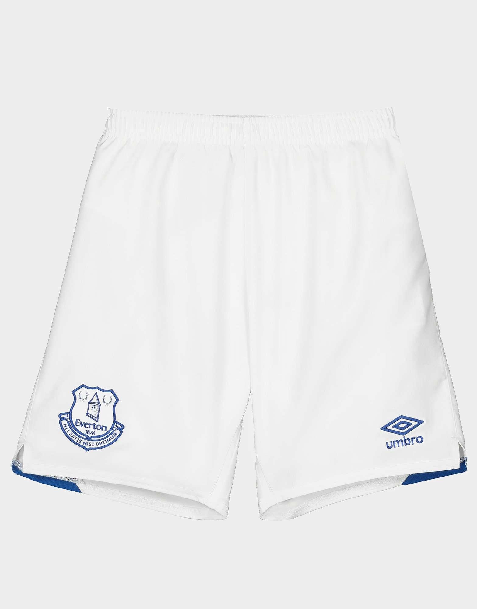 Umbro Everton FC 201920 Home Shorts Junior | JD Sports