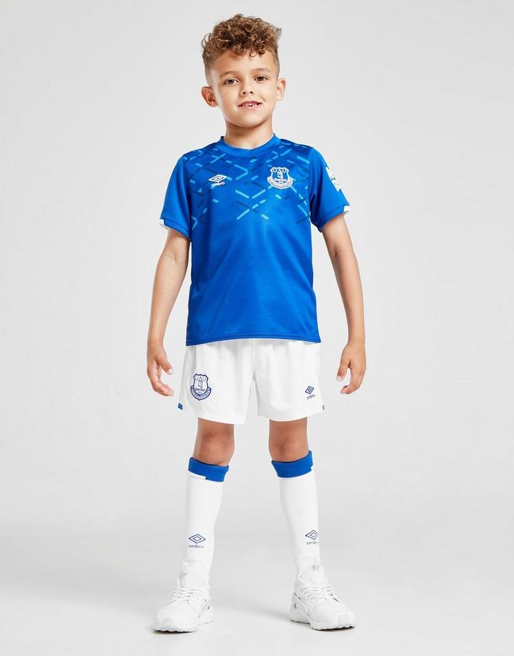 Everton Training Knitted Tracksuit Royal Blue Mens Umbro