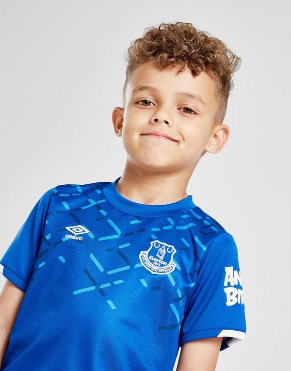 Umbro Everton FC 2019/20 Home Kit Children