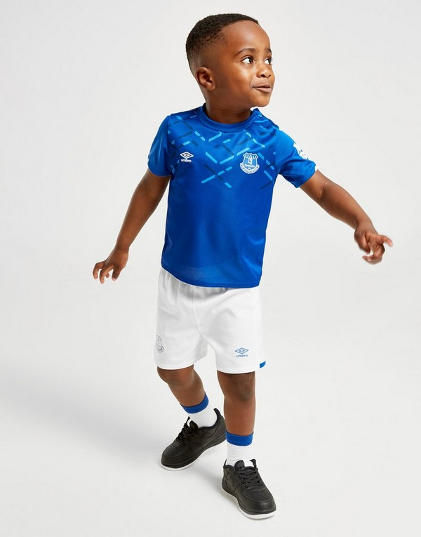 Umbro Everton FC 2019/20 Home Kit Infant