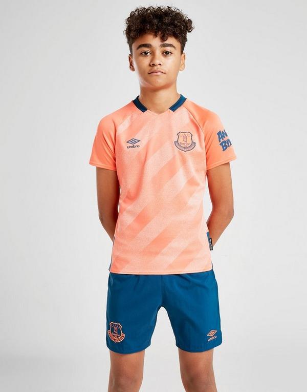 Umbro Everton FC 2019/20 Away Shorts Junior