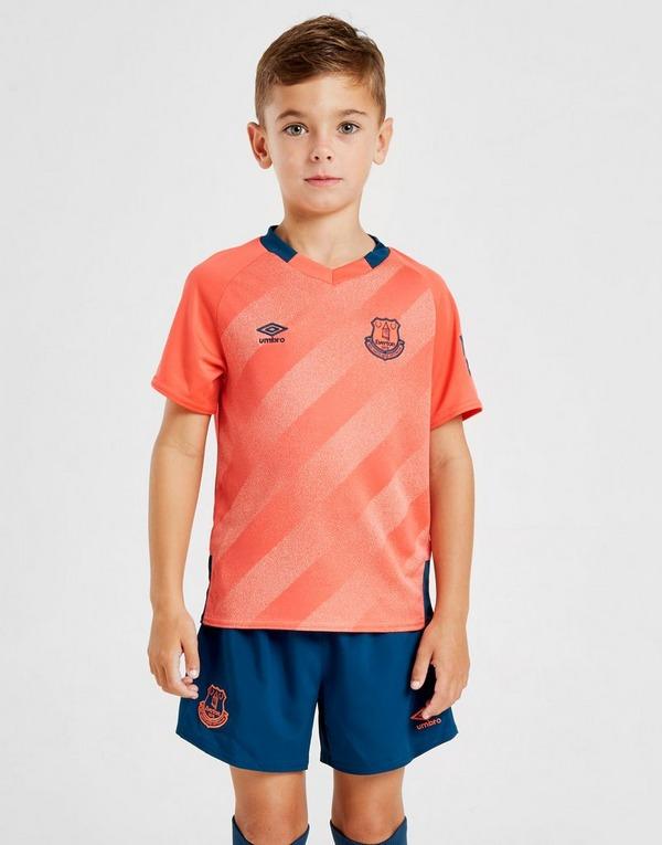 Umbro Everton FC 2019/20 Away Kit Children