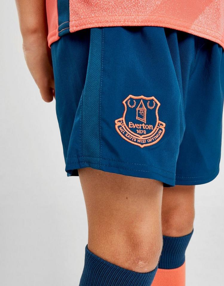 Umbro equipación Everton FC 2019/20 2.ª equipación infantil