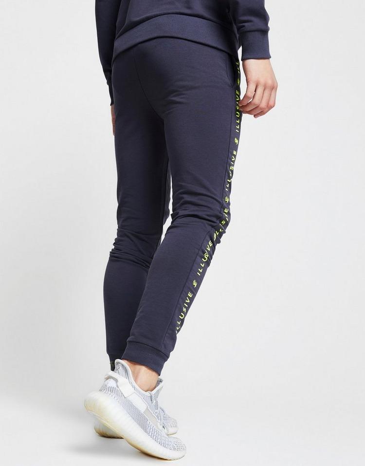 ILLUSIVE LONDON pantalón de chándal Repeat Print júnior