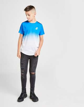 ILLUSIVE LONDON Triple Fade T-Shirt Junior