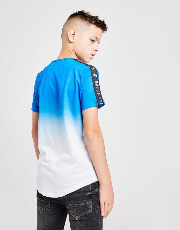 ILLUSIVE LONDON camiseta Triple Fade júnior
