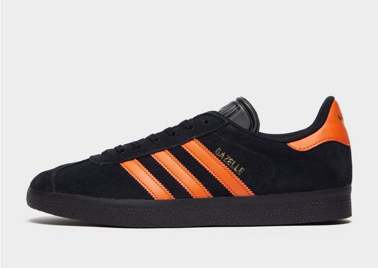 Buy Black adidas Originals Gazelle | JD Sports