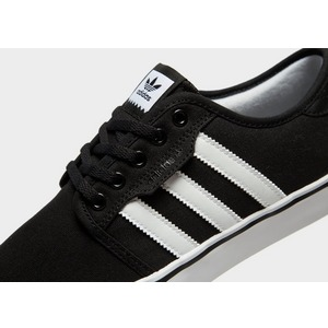 ADIDAS Seeley Junior Vulc Black Shoe