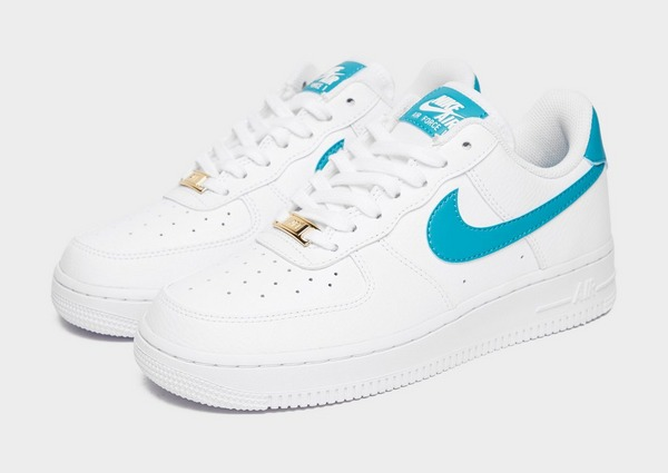 air force 1 femme turquoise