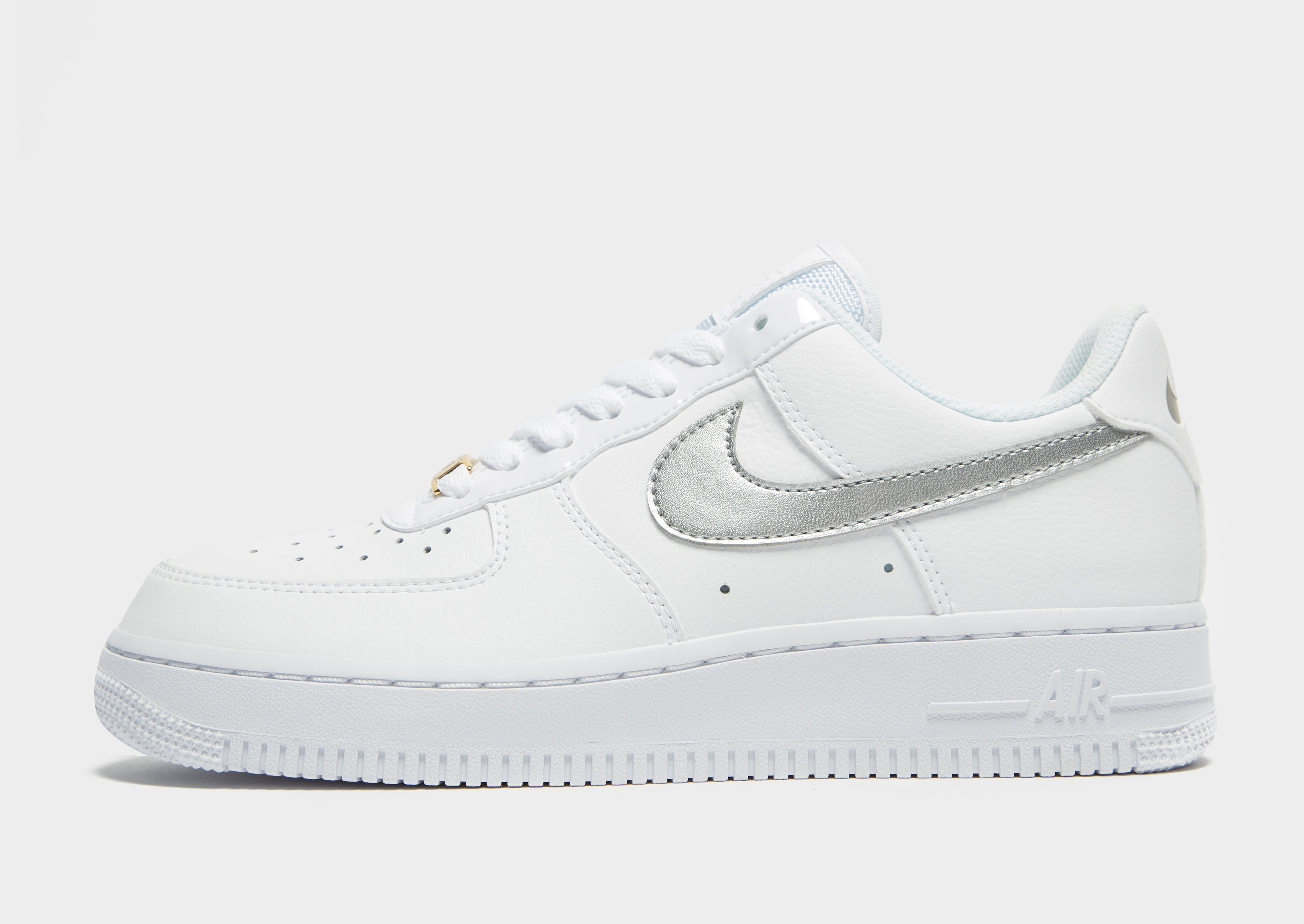 nike air force 1 07 lv8 metallic zilver shop bcc25 ce3da