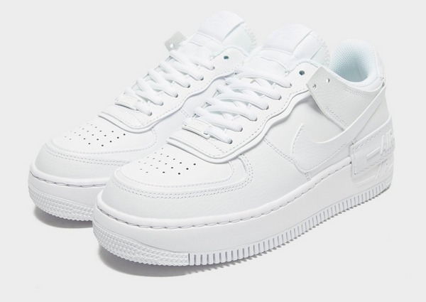Koop Wit Nike Air Force 1 Shadow Dames | JD Sports