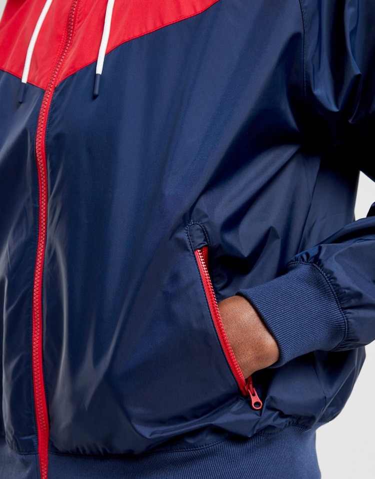 Shop den Nike Windrunner Lightweight Jacke Herren in Blau