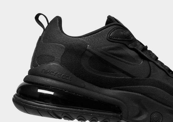 Shop den Nike Air Max 270 React Herren in Schwarz | JD Sports